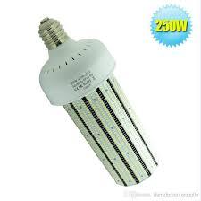 250 watt led corn light replace 1000w metal halide high bay light