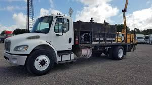 2005 FREIGHTLINER M2 112 DAY CAB 22FT FUEL - LUBE TRUCK DADE CITY FL ...