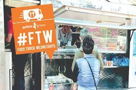 100 Food Trucks Tulsa Truck Wednesday Guthrie Green