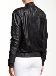 leather bomber jacket black leather jacket for women timmy all