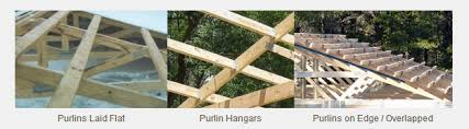 How To Install Pole Barn Purlins Pole Building Kits