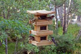 Pagoda Bird Feeders Naturalyards