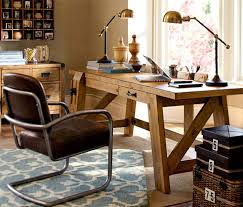 pottery barn office desk