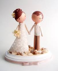 Awesome Custom Beach Wedding Cake Toppers Ideas In Unique
