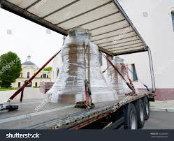 Church Bell Transport By Truck Stock Photo (Edit Now) 652306249 ...