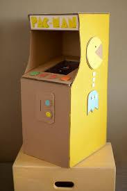Cardboard Arcade DIY Pac Man Game