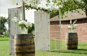 Rustic Wedding Rentals Photo