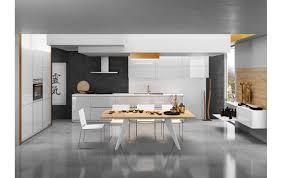 grifflose contur küche 51 170 in kristallweiß hochglanz
