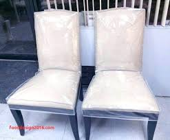 Dining Chair Seat Protectors Plastic Covers Clear Room Best Of