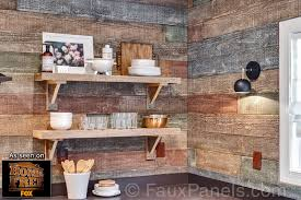 Fake Reclaimed Wood | Add Character, Style With Barn Board Fabulous Diy Faux Antique Barnwood Mantel Giddy Upcycled Reclaimed Wood Table Top Howto Blesser House Best 25 Wood Fireplace Ideas On Pinterest Kammys Korner Repurposed Vintage Lug Wrench Secured Weathered Barn Coffee Infarrantly Creative Wall Panels Best House Design Door Tutorial Brigittes Blunders And Brilliance Stain Over Paint Restoring Fniture Carrick Paneling Decorative Print Collection Old Weathered Time Lapse Youtube Easy Peel Stick Decor