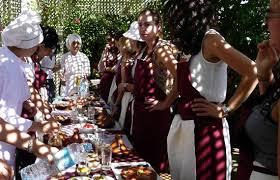 cours de cuisine riad monceau cooking in marrakech picture of cours de