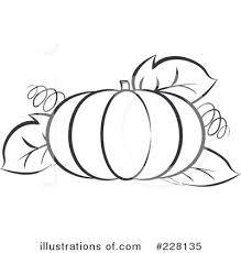 Stock black and white clipart