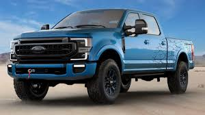 100 Blue Oval Truck Parts Ford Bringing 5 Modified Super Duty Trucks To SEMA 2019