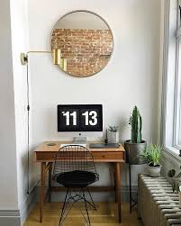 Corner Desk Organization Ideas by Best 25 Corner Office Ideas On Pinterest Basement Office