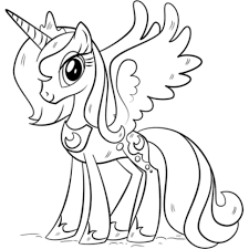 My Little Pony Coloring Pages Princess Luna Filly Photos And Pictures Collection That Posted Here Was Carefully Selected Uploaded By Roc