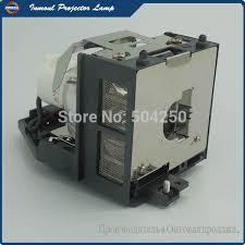 replacement projector l an xr10lp for sharp xr 105 xr 10s