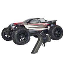 100 Brushless Rc Truck VRX Racing Electric Blade RC With 24GHz Radio84V Vehicle Battery And Charger Included 110 Scale