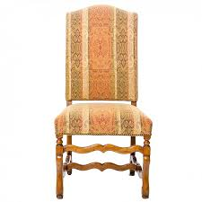 Set Of 8 Louis XIV Style Dining Chairs 5