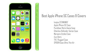 Best Apple iPhone 5C Cases & Covers