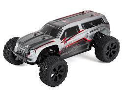 Blackout XTE PRO 1/10 4WD Electric Monster Truck (Silver) By Redcat ... Traxxas Xmaxx 16 Rtr Electric Monster Truck Wvxl8s Tsm Red Bigfoot 124 Rc 24ghz Dominator Shredder Scale 4wd Brushless Amazing Hsp 94186 Pro 116 Power Off Road 110 Car Lipo Battery Wltoys A979 24g 118 For High Speed Mtruck 70kmh Car Kits Electric Monster Trucks Remote Control Redcat Trmt10e S Racing Landslide Xte 18 W Dual 4000 Earthquake 8e Reely Core Brushed Xs Model Car Truck