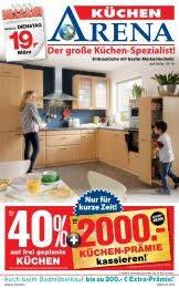 der große badmöbel spezialist küchenarena