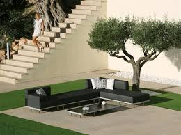 luxury and elegant modular sofa design for outdoor furnishings by