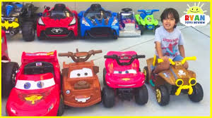 100 Power Wheels Fire Truck Ryans Collections Ride On Kids Car AllVloggers