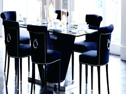 Blue Dining Room Chair Covers French Chairs Fresh Grey Gray Ideas
