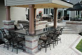 Patio Bar Design Ideas by Outside Bar Designs Fascinating Outdoor Bar Design Ideas Fall