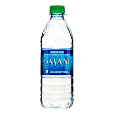 Dasani Purified Water 169 Fl Oz 24 Count