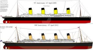 Rms Lusitania Model Sinking by Rms Titanic 100th Anniversary By Crystal Eclair On Deviantart