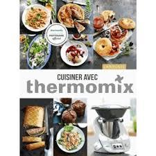 cuisiner avec thermomix livre cuisine salée cultura