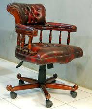 fauteuil bureau chesterfield fauteuils in marque chesterfield ebay