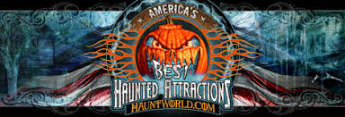 Scariest Halloween Attractions In California by Knotts Scary Farm Haunted House In Los Angeles California