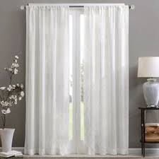 eclipse liberty light filtering sheer curtain panel by eclipse