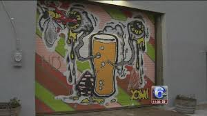 Philadelphia Mural Arts Internship by Mural Vandals Caught On Surveillance Camera In Southwest