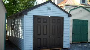 10x20 Shed Floor Plans by Storage Buildings Storage Sheds 10x20 Vinyl A Frame Youtube
