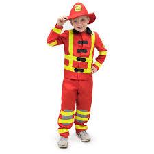 100 Fire Truck Halloween Costume Amazoncom Flamin Fighter Childrens Dress Up Theme