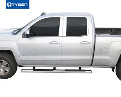 RISER 2007-2018 Chevy Silverado / GMC Sierra 1500/2500/3500HD Ext ... Toyota Hilux Stainless Steel Side Bar Steps 2012 2015 Imob Auto Fiat Fullback Inox Tva Styling Nerf Bars Running Boards Installation Monmouth County Quality Amp Research Powerstep Truck Centex Tint And Accsories Carr Super Hoop Bully Black Bull Alinum Matte 7 Step 1 Amazoncom Smittybilt Dn230s4b Sure Gloss 3 Ici Magnum Rt Series 2017 Toyota Tacoma Limited 6 Bed Extang Encore Tonneau Cover Bedstep Pickup Truck Accsories Autoparts By Worldstylingcom