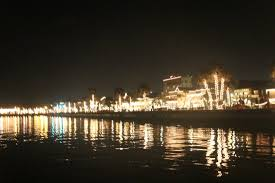 St Augustine Bayfront Nights of Lights Picture of Florida