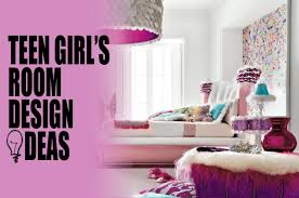 Teen Girls Room Design Ideas