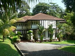 British Colonial Black And White Houses In Singapore Exploring The At Wessex Estate Was A MemoRable Day