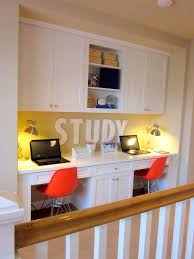 A Study Spaces You and Your Kids Will Love