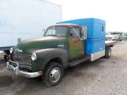 100 Chevy 3500 Truck 1950 Chevrolet 1 Ton 2 Wheel Drive For Sale AutaBuycom