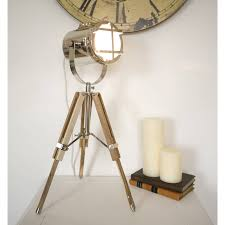 Wooden Tripod Floor Lamp Target by Decor Awesome Tripod Lamp For Interior Lighting Ideas