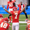 Harrison Butker's 58-yard field goal lifts Chiefs to overtime win over ...