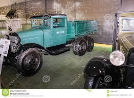 100 Aaa Truck Of The War Years Gaz AAA Editorial Stock Photo Image Of