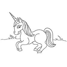 Magic Unicorn Coloring Pages GetColoringPagesorg