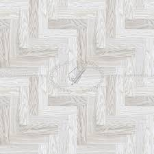 Herringbone White Wood Flooring Texture Seamless 05460