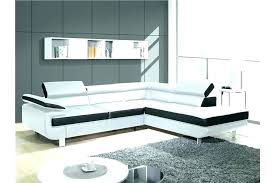 canap design pas cher convertible canape cuir blanc design adertic co